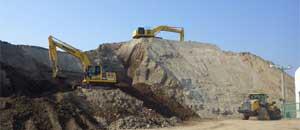 建設発生土引取、改良土製造販売のイメージ