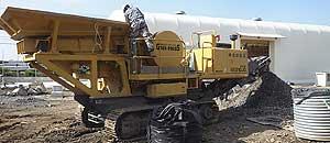 自然石・岩塊引取、再生砕石・ズリ製造販売のイメージ